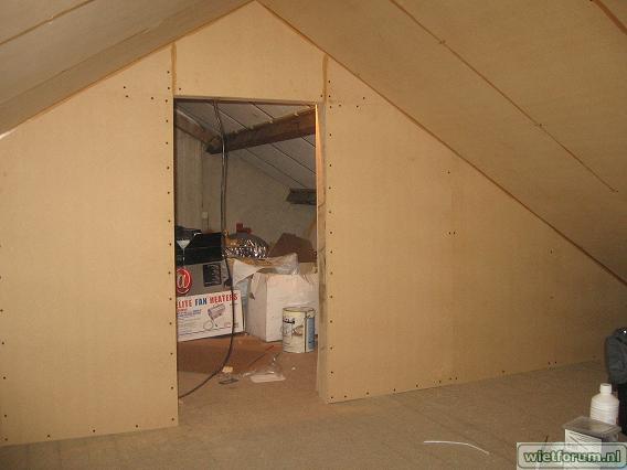 Hok bouwen op zolder wietforum - Ingang van een huis ...
