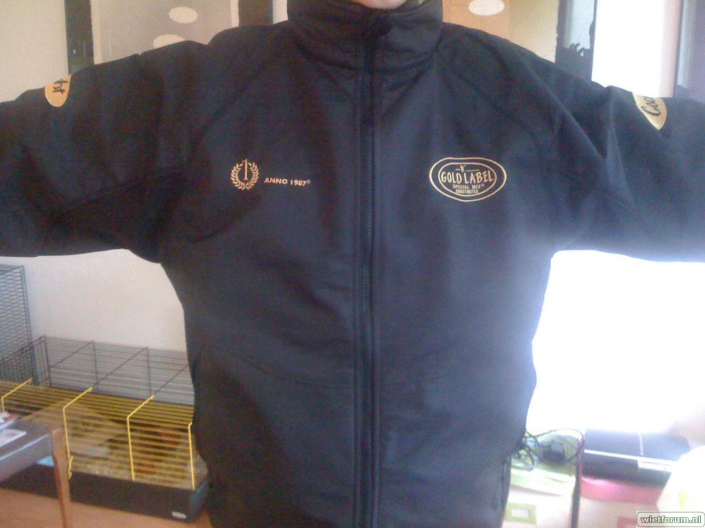 Gold Label jacket
