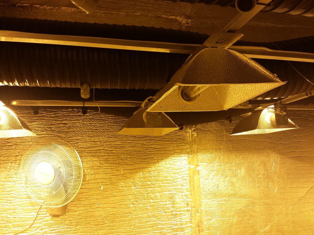 alluminium systeem lampen
