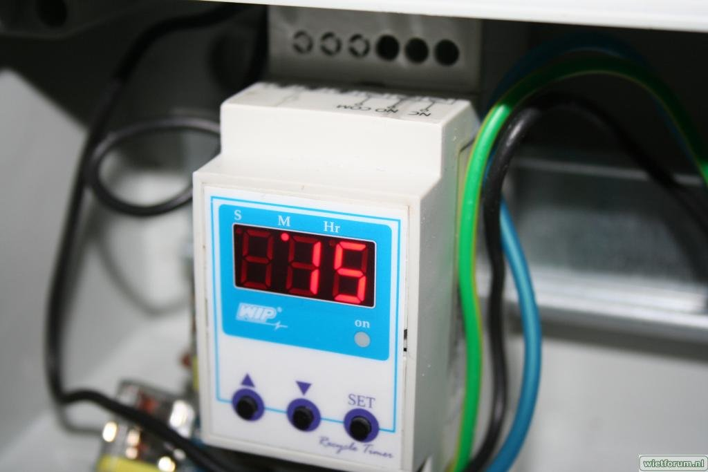cycle timer 1
