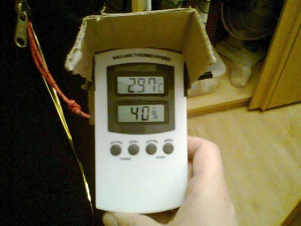Temp LV meter