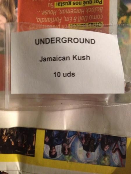 Jamaican Kush