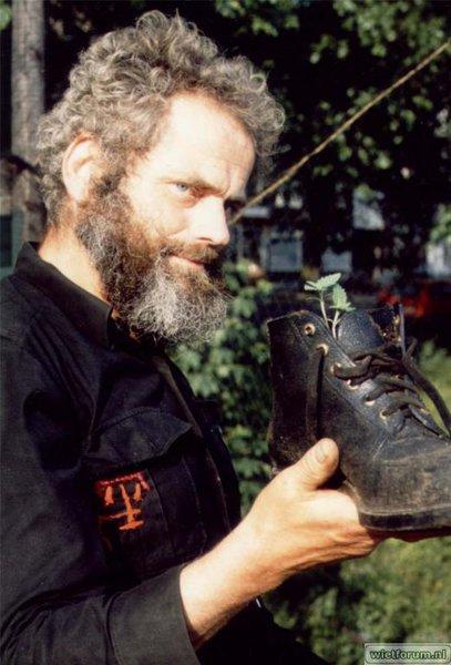 Kees Hoekert en de oude schoen