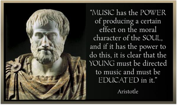 Aristotle music Ed