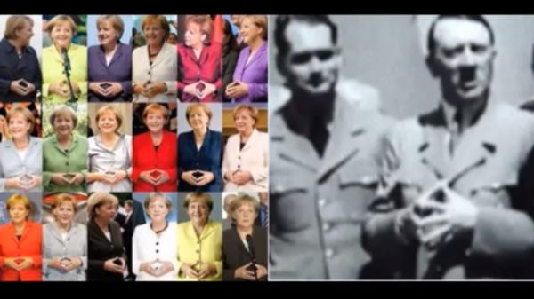 Merkel & Hitler
